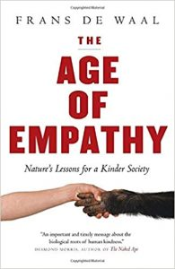 cover of the book age of empathy