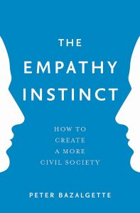 cover of the book empathy instinct